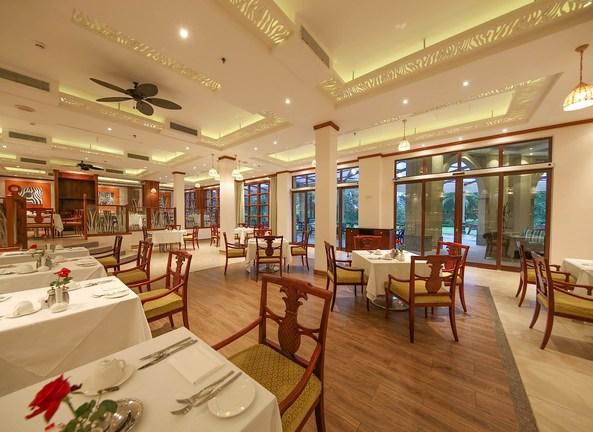Serena Lake Kivu Restaurant