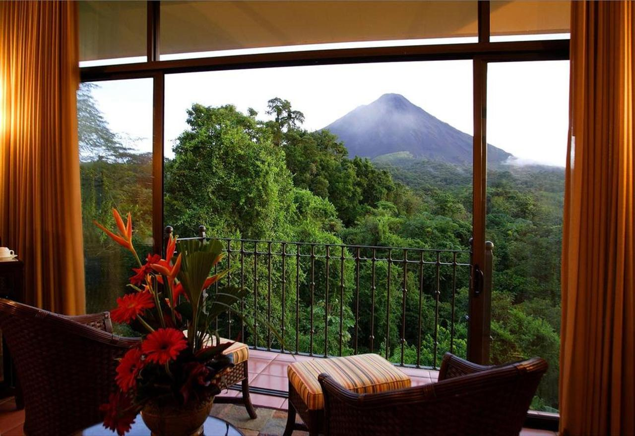 Arenal Kioro Suites and Spa Ausblick