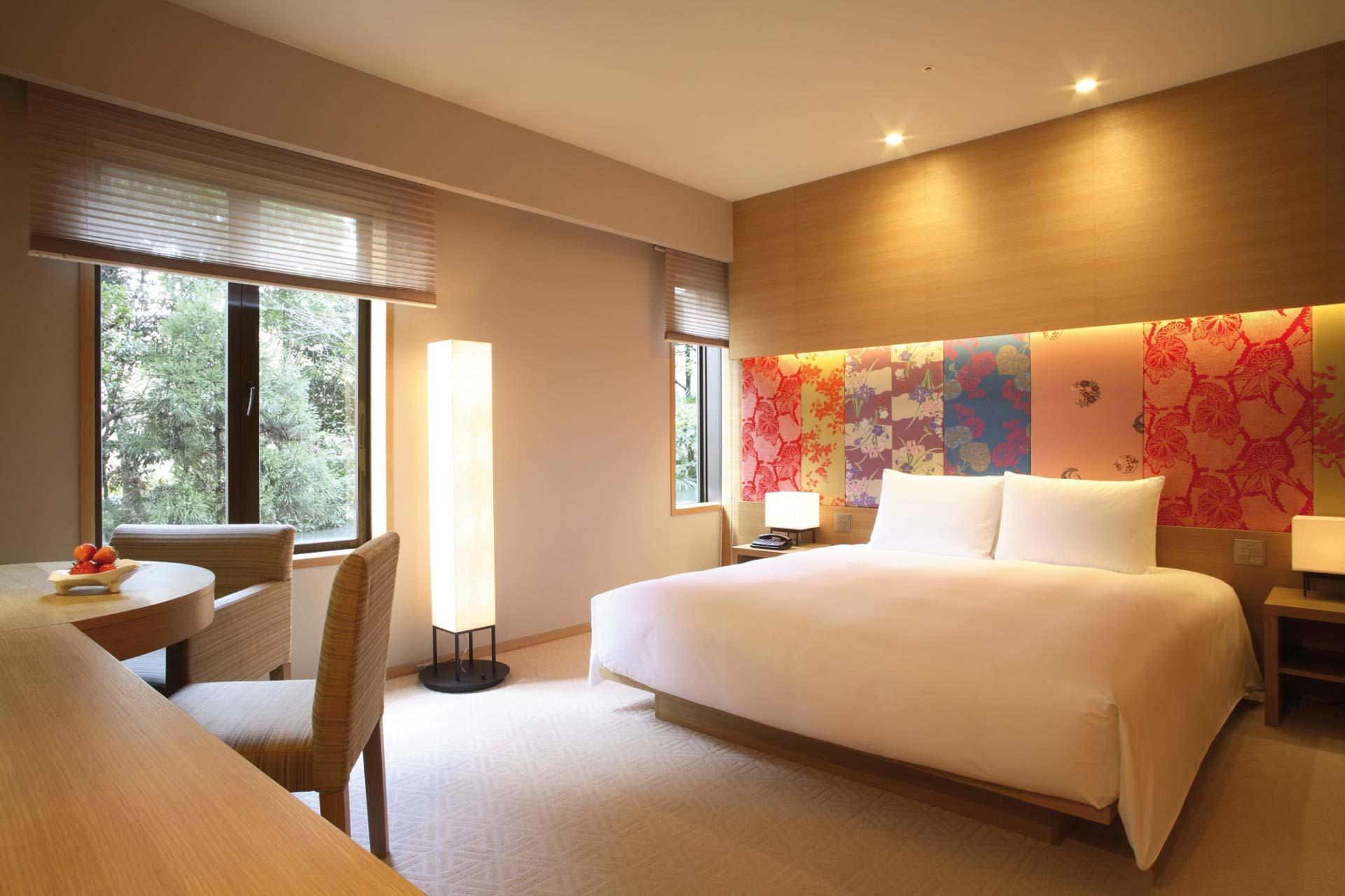 Hyatt Regency Kyoto Zimmeransicht