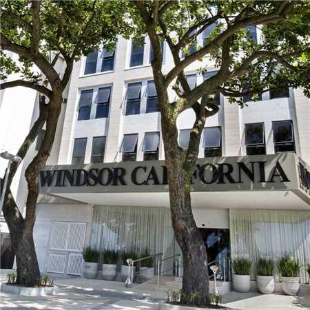Windsor California Außenansicht