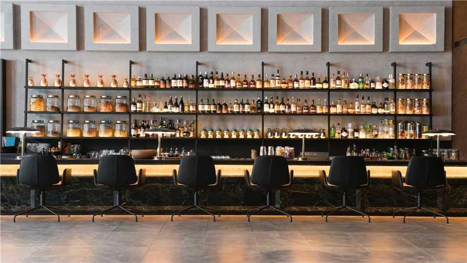 The Warehouse Hotel Bar
