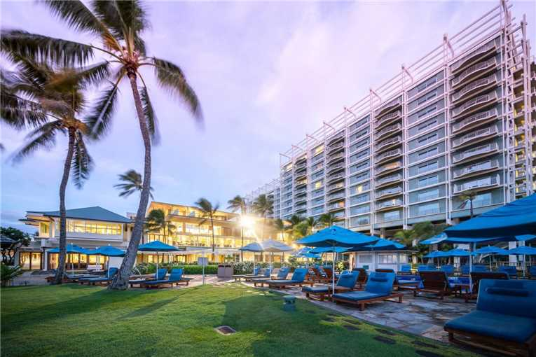The Kahala Hotel and Resort Außenansicht