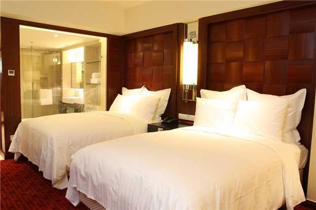Beijing Pudi Hotel Doppelzimmer