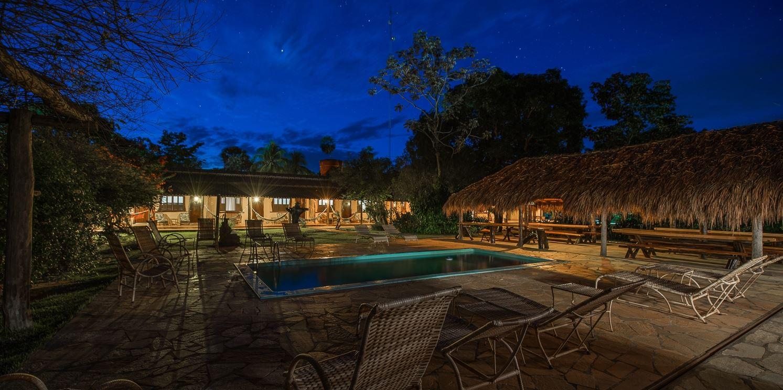 Araras Eco Lodge Pool