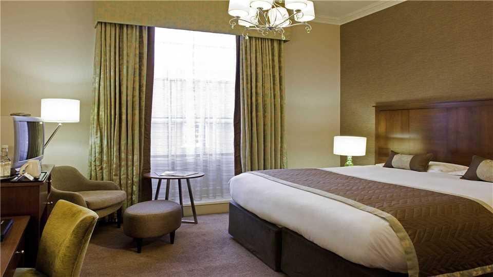 Mercure White Hart Hotel Doppelzimmer