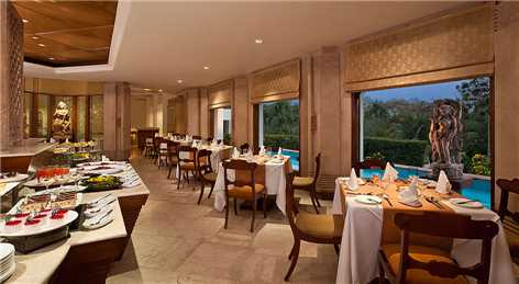 Trident Agra Restaurant