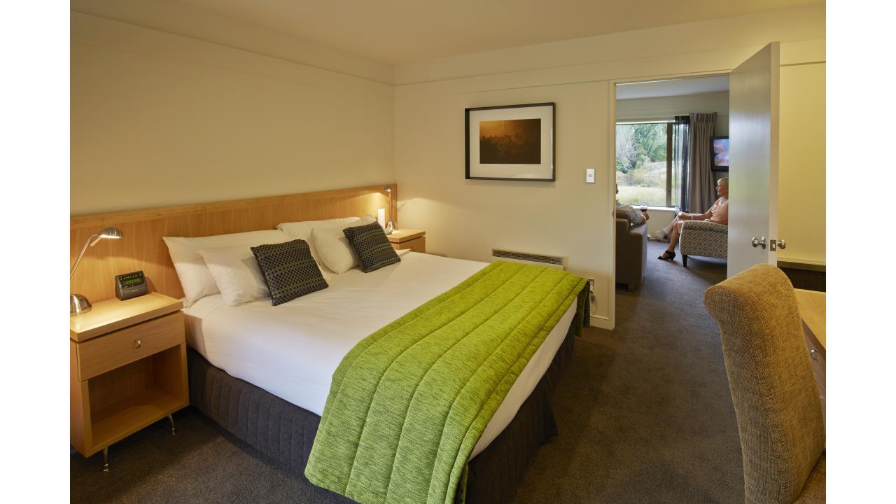 Edgewater Hotel Doppelzimmer