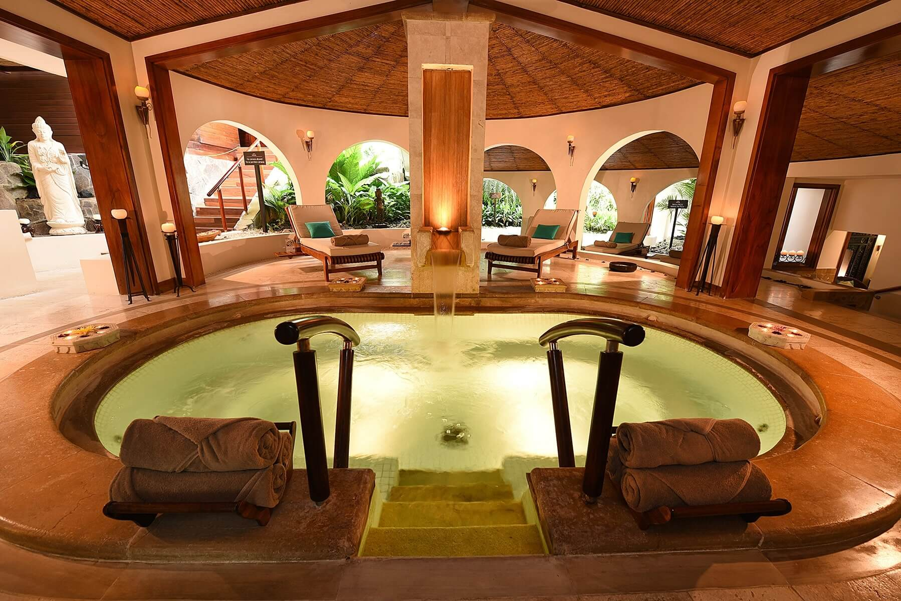 Tabacon Thermal Resort & Spa Wellnessbereich