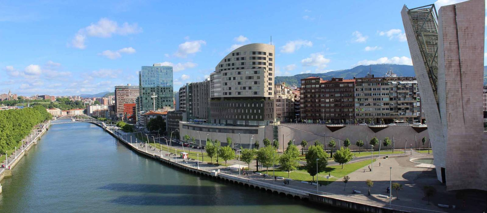 Hotel Vincci Consulado de Bilbao Außenansicht
