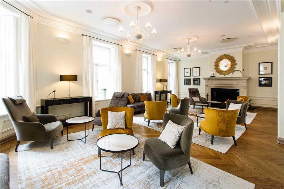Hotel Telefgraaf Lounge