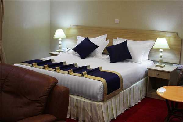 Hill View Lake Kivu Doppelzimmer
