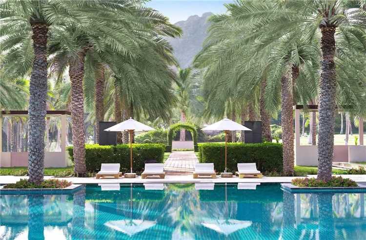 Al Bustan Palace, a Ritz-Carlton Hotel Pool