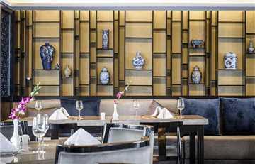 Sanctuary MS Yangzi Explorer Restaurant