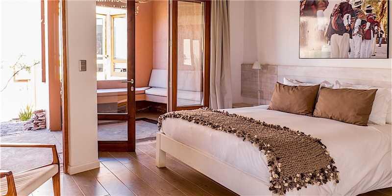 Noi Casa Atacama Doppelzimmer