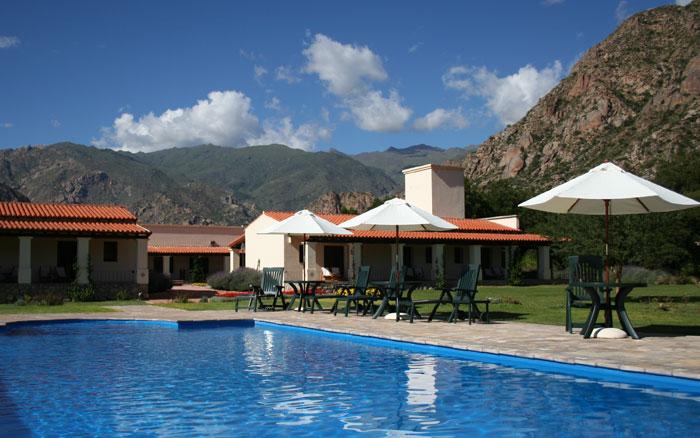 Viñas de Cafayate Wine Resort Pool