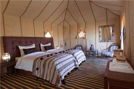 Merzouga Luxury Desert Camp Doppelzimmer