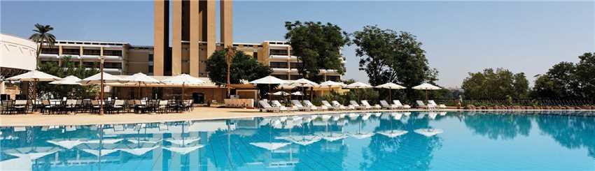 Mövenpick Resort Aswan Pool