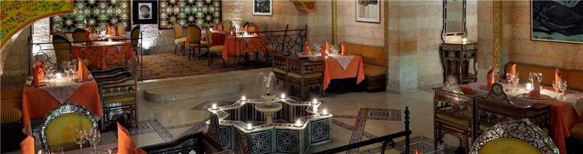 Mövenpick Resort Petra Restaurant