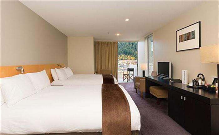 Scenic Suites Queenstown Doppelzimmer