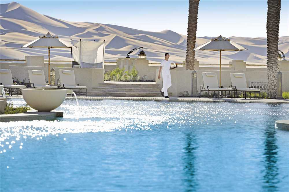 Qasr al Sarab Desert Resort by Anantara Liegen