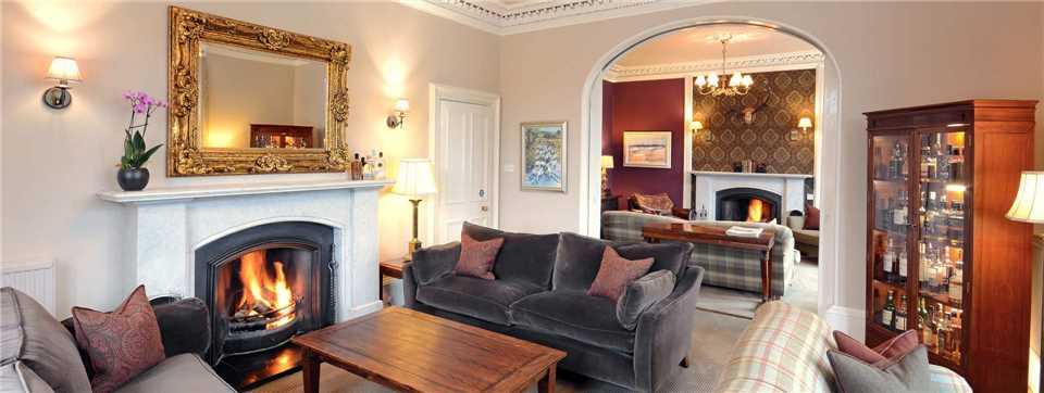 Knockendarroch Hotel Lounge