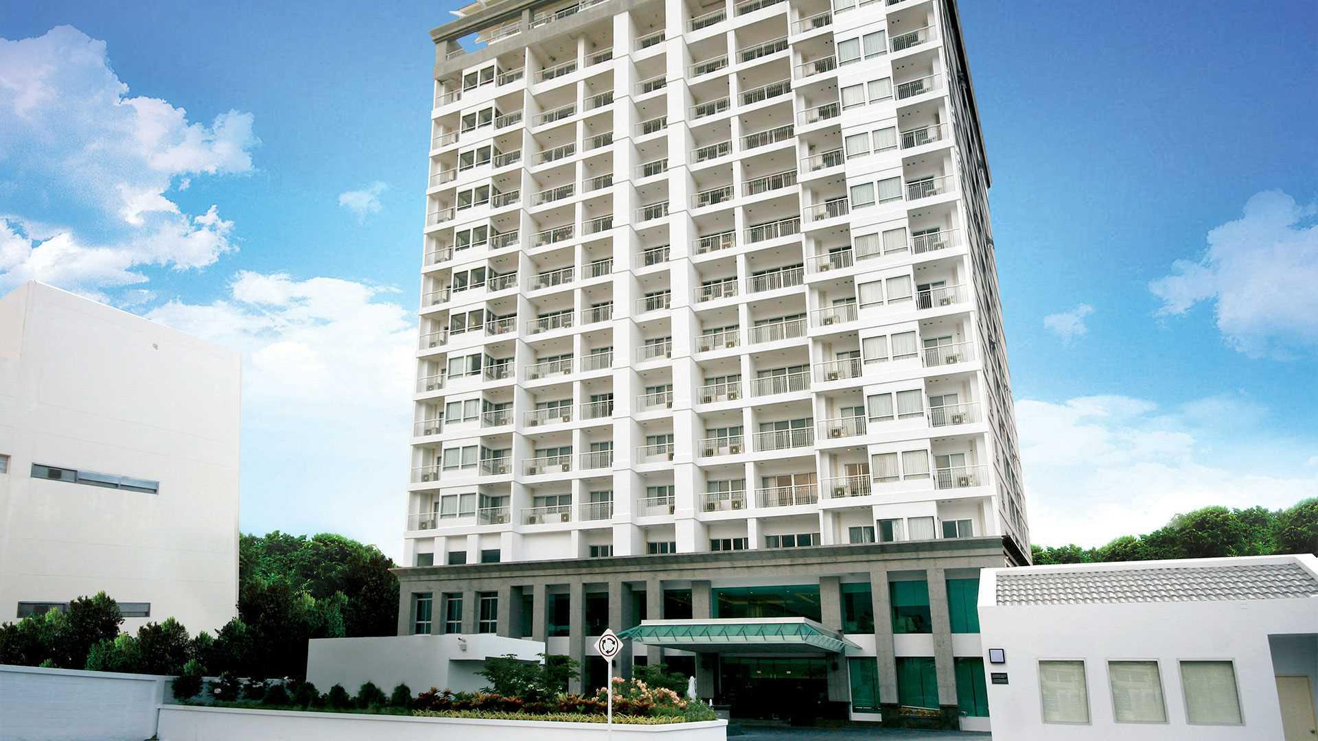 Kantary Hotel Ayutthaya Hotelansicht