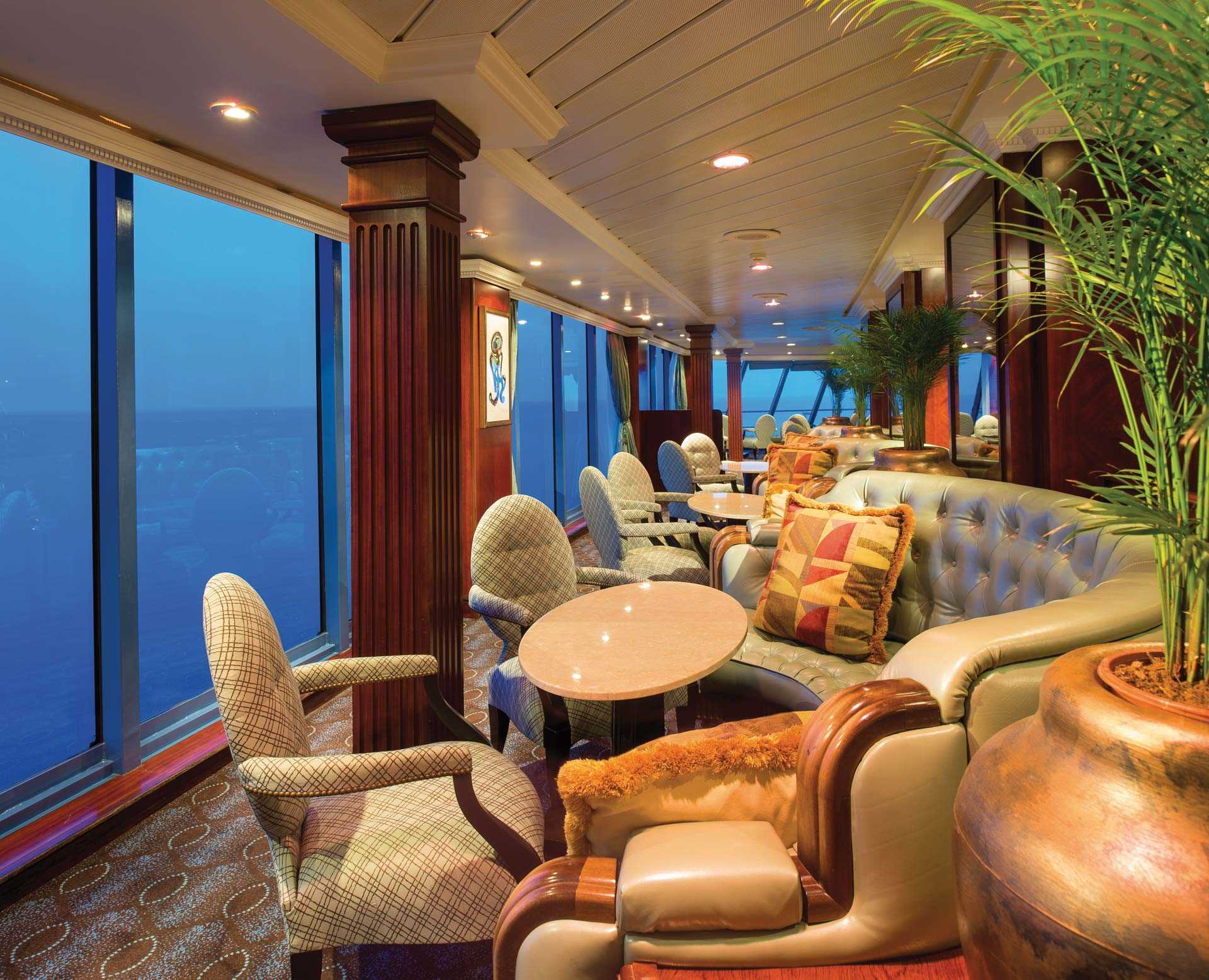 Oceania Cruises MS Nautica Lounge
