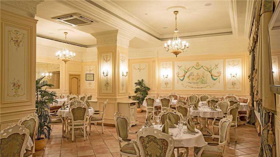 Hotel Wolgograd Restaurant