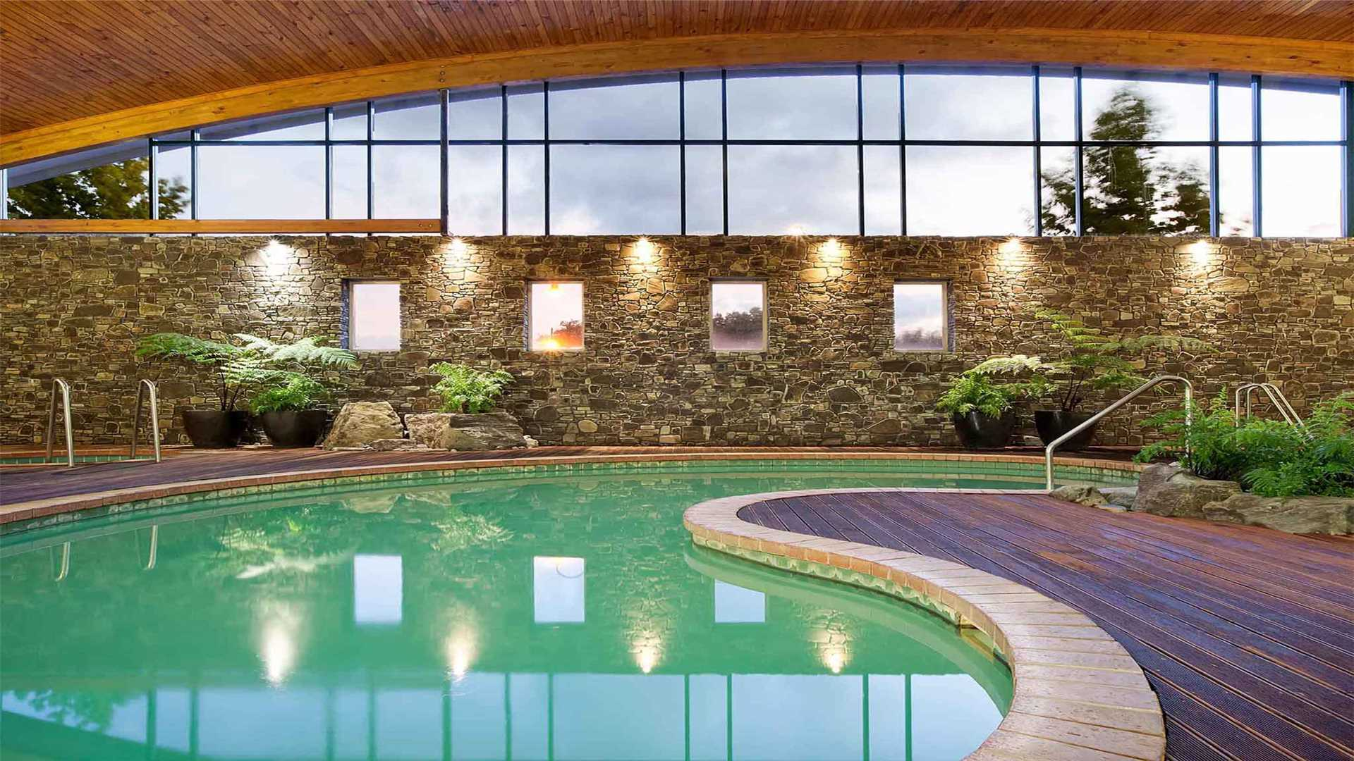 Novotel Rotorua Lakeside Pool
