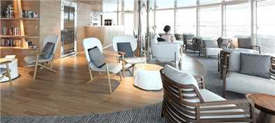 Ponant Le Dumont-DUrville Lounge