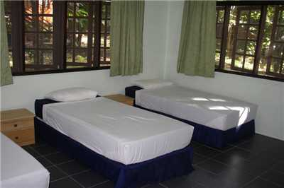 Permai Rainforest Resort Twin