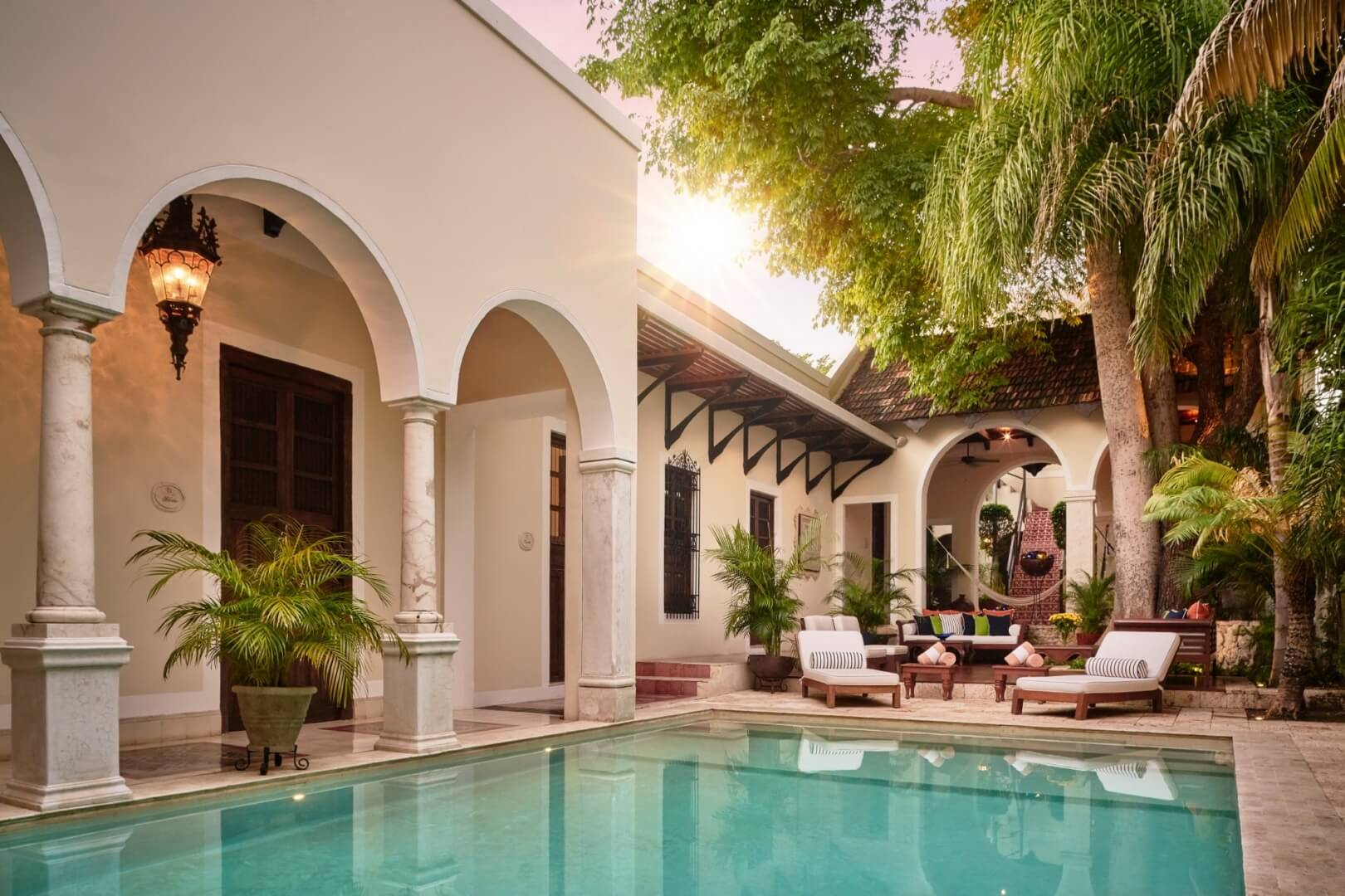 Casa Lecanda Pool