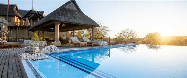Epacha Game Lodge & Spa Pool