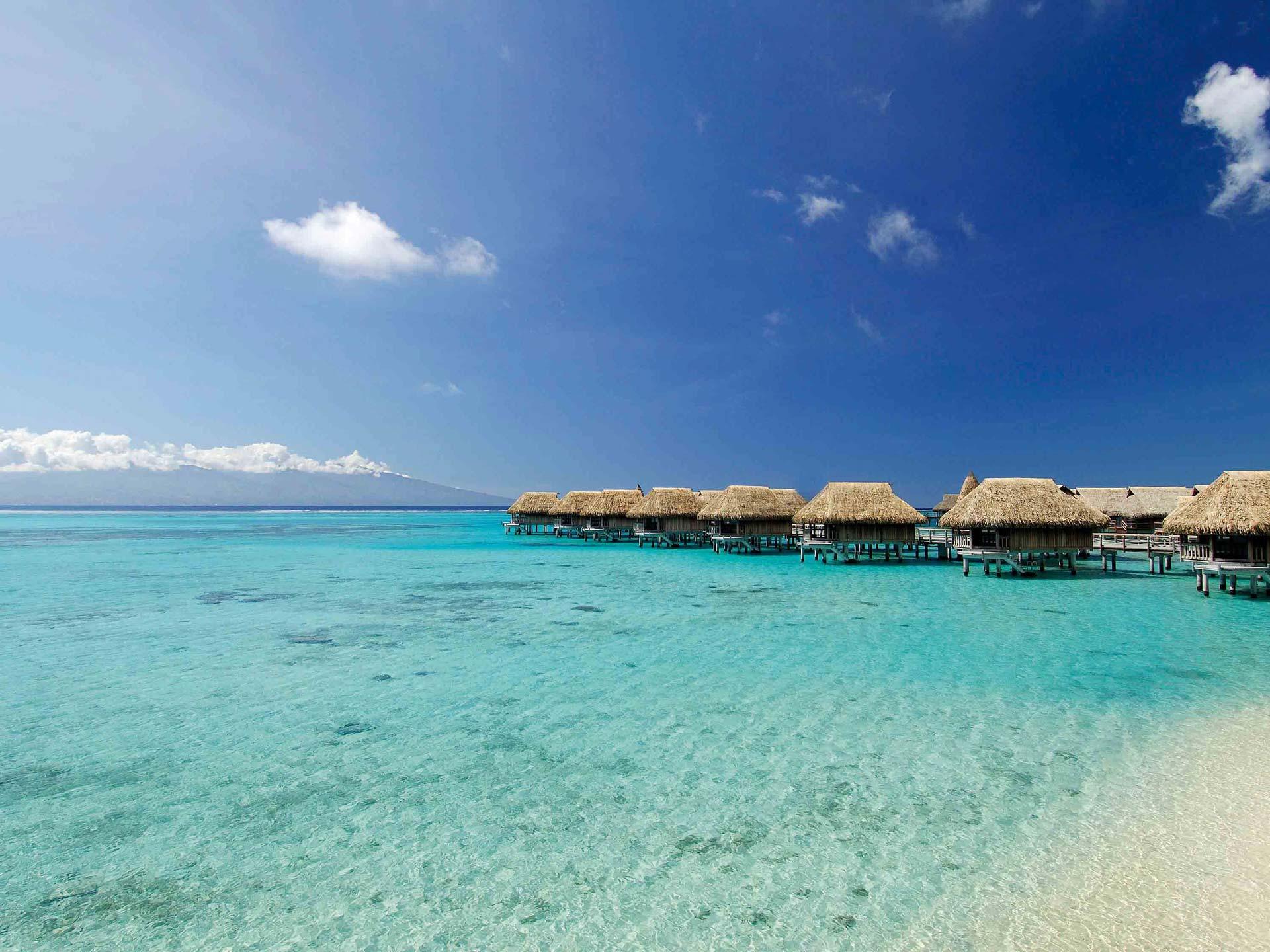 Sofitel Moorea Ia Ora Beach Resort Bungalows