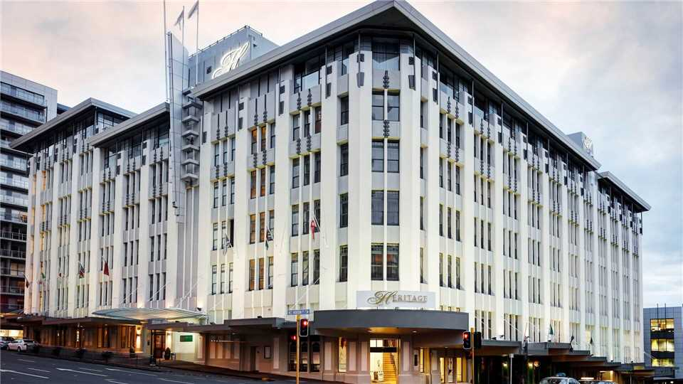 Heritage Auckland Außenansicht