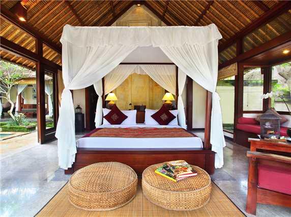 The Ubud Village Resort & Spa Villa