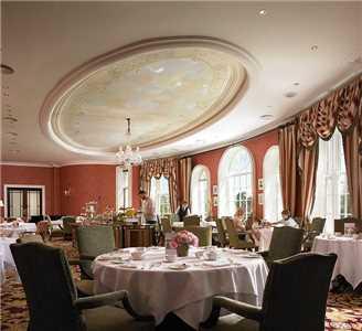The K Club Restaurant