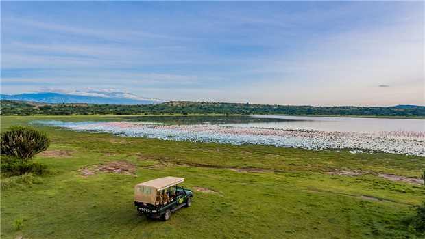 Mweya Safari Lodge Safari