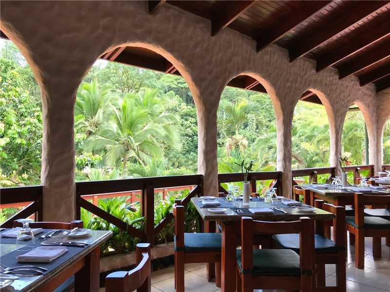Tabacon Thermal Resort & Spa Restaurant Ava