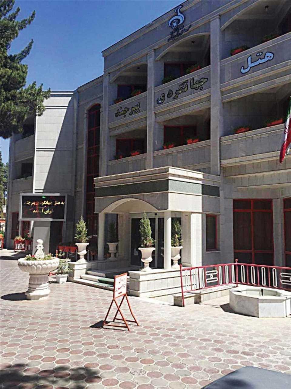 Hotel INN Außenansicht