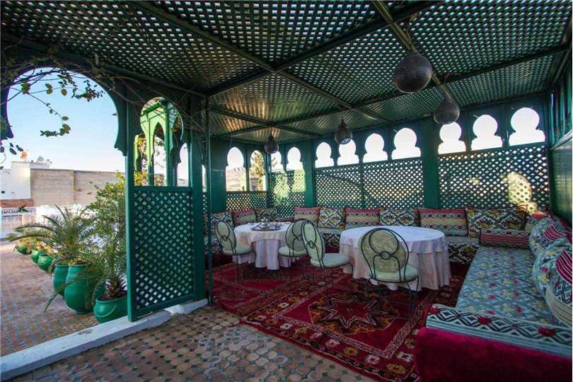 Riad Myra Restaurant