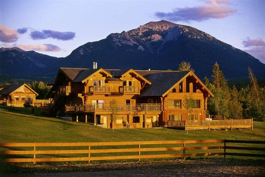 Echo Valley Ranch & Spa Außenansicht