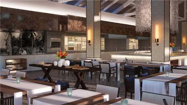 Cayo Guillermo Resort Kempinski Cuba Restaurant