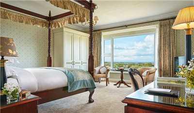 Glenlo Abbey Hotel & Estate Doppelzimmer