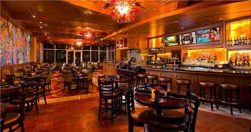 Golden Nugget Lake Charles Hotel & Casino Bar