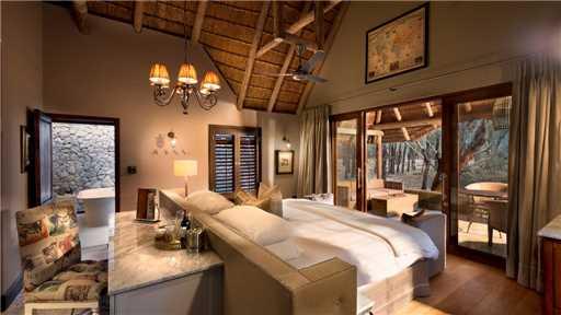 &Beyond Ngala Safari Lodge Doppelzimmer