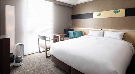 Cross Hotel Standard Doppelzimmer