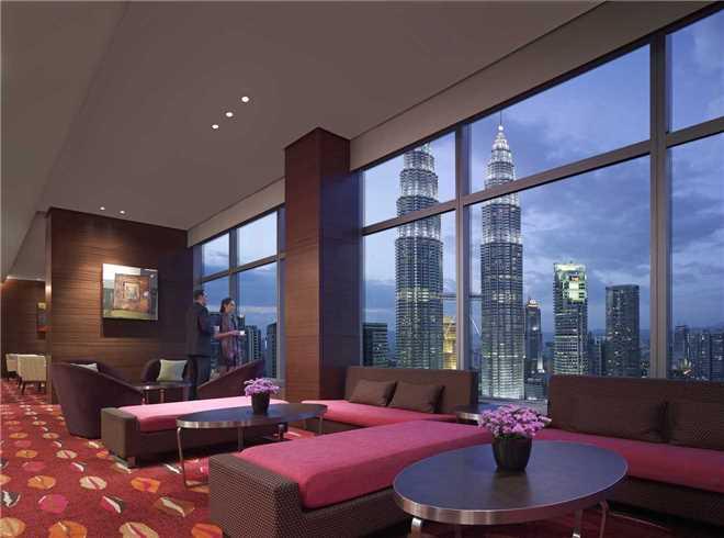 Traders Hotel Kuala Lumpur Lounge