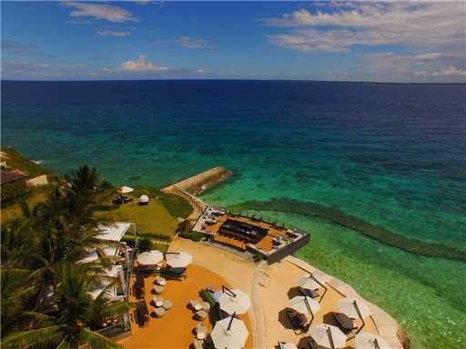 Crimson Resort & Spa Luftaufnahme