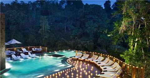 Ubud Hanging Gardens Pool